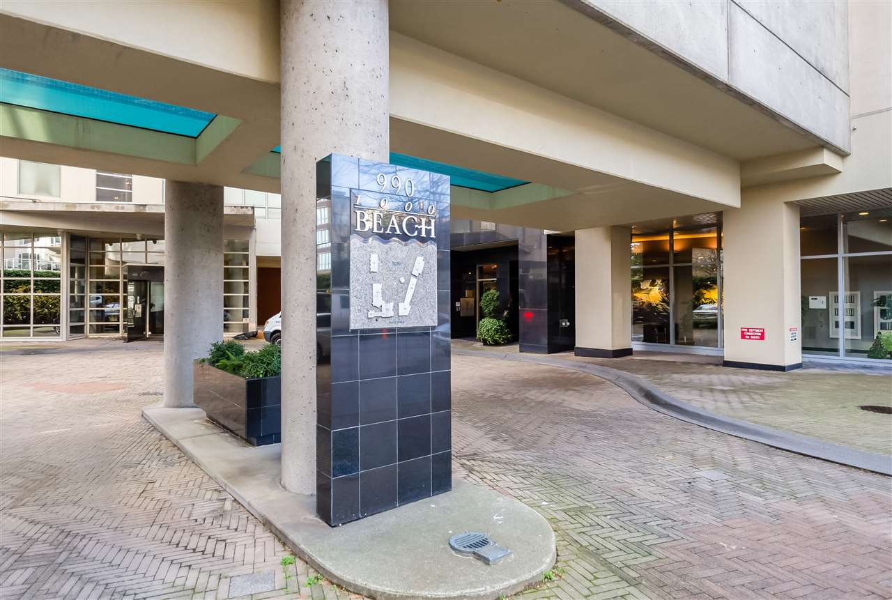 1401 1000 BEACH AVENUE - Yaletown Apartment/Condo for sale, 2 Bedrooms (R2469143) - #32