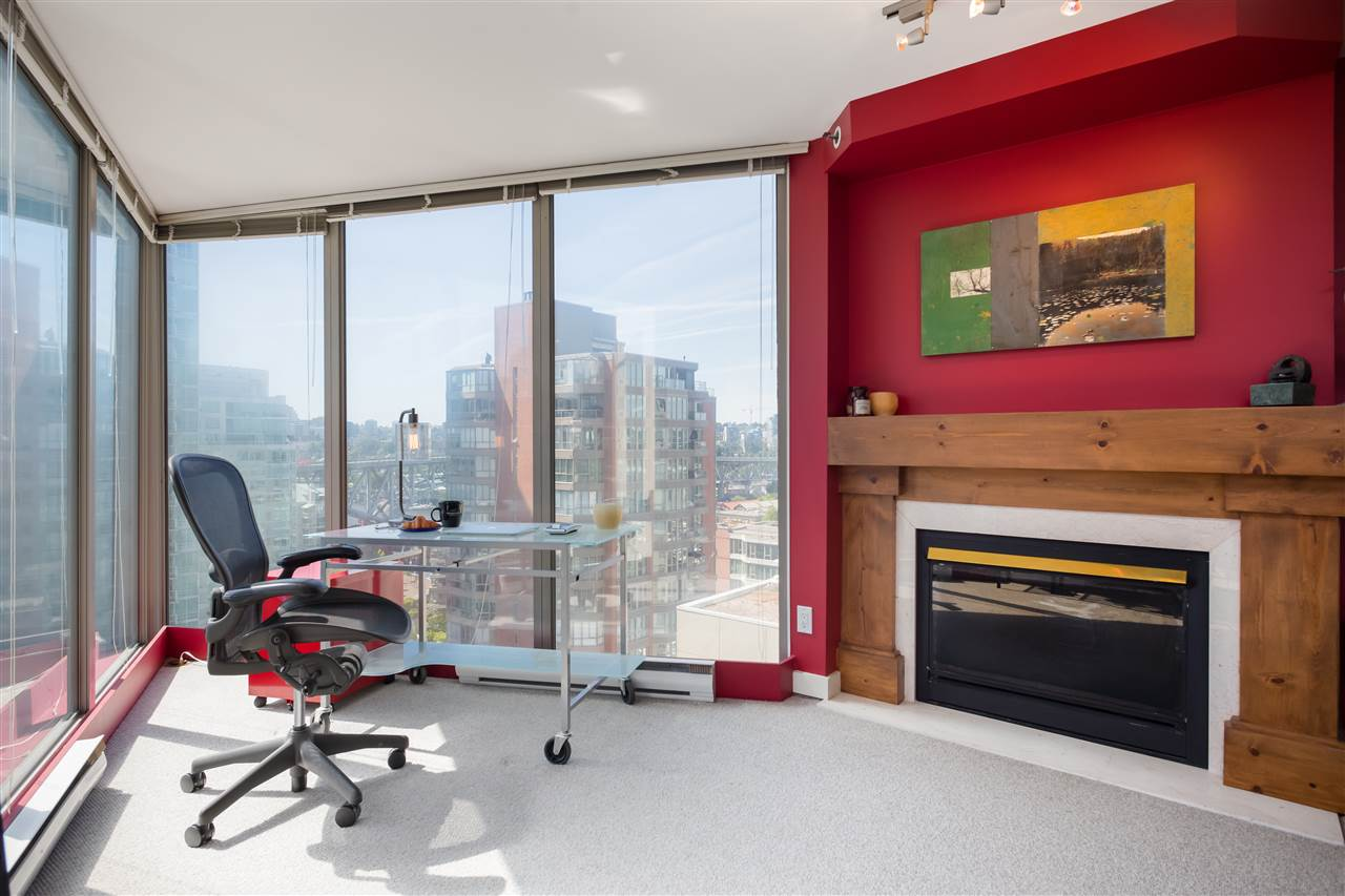 1401 1000 BEACH AVENUE - Yaletown Apartment/Condo for sale, 2 Bedrooms (R2469143) - #5