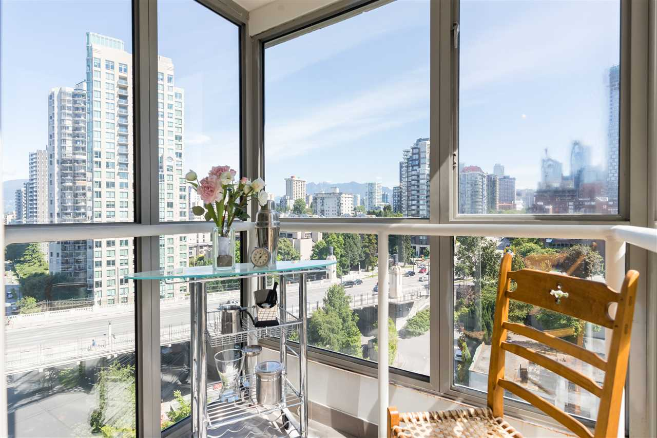1401 1000 BEACH AVENUE - Yaletown Apartment/Condo for sale, 2 Bedrooms (R2469143) - #6