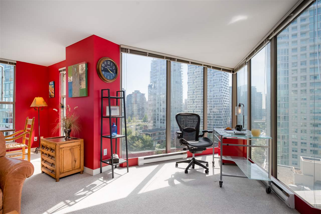 1401 1000 BEACH AVENUE - Yaletown Apartment/Condo for sale, 2 Bedrooms (R2469143) - #9