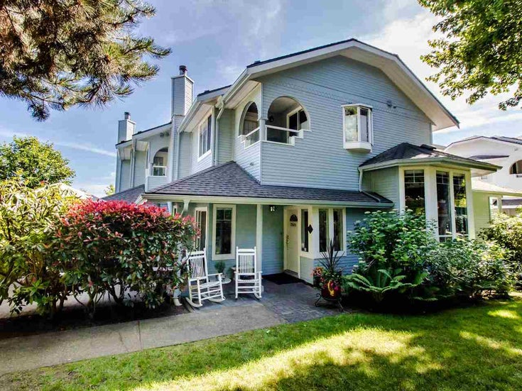 7501 MANITOBA STREET - Marpole Townhouse for sale, 2 Bedrooms (R2469317)
