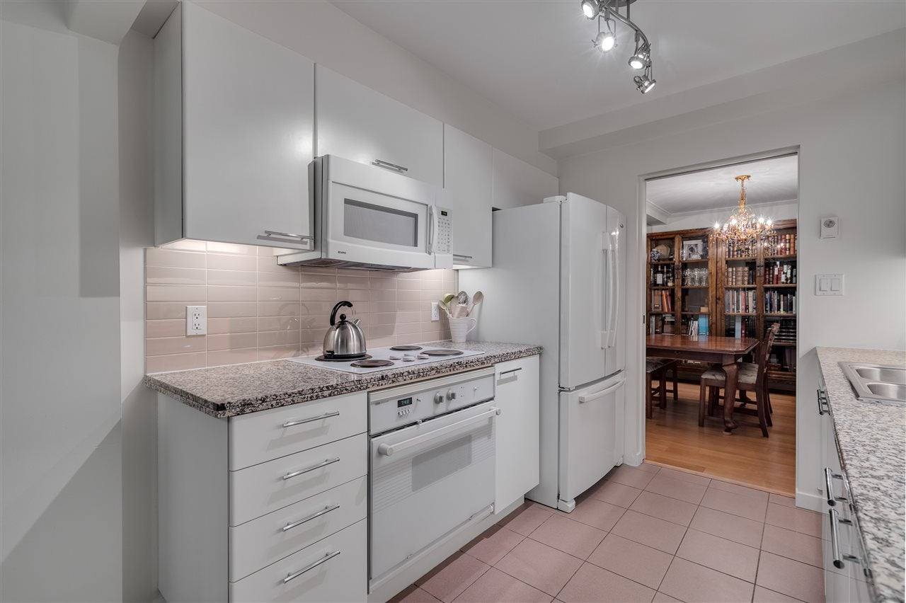 606 1500 HORNBY STREET - Yaletown Apartment/Condo for sale, 2 Bedrooms (R2469325) - #5