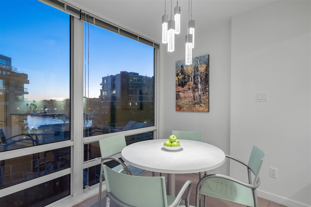606 1500 HORNBY STREET - Yaletown Apartment/Condo for sale, 2 Bedrooms (R2469325) - #6