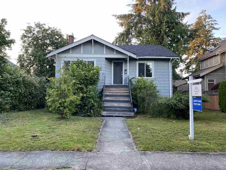 2015 W 44TH AVENUE - Kerrisdale House/Single Family for sale, 4 Bedrooms (R2469454)