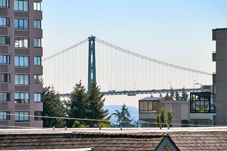 412 1425 ESQUIMALT AVENUE - Ambleside Apartment/Condo for sale, 2 Bedrooms (R2469530)
