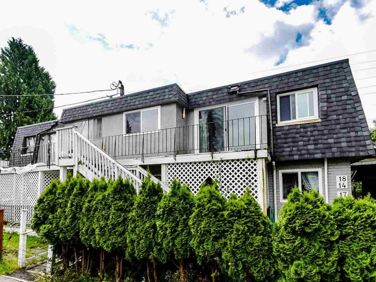 17 21555 DEWDNEY TRUNK ROAD - West Central Apartment/Condo for sale, 1 Bedroom (R2469678)
