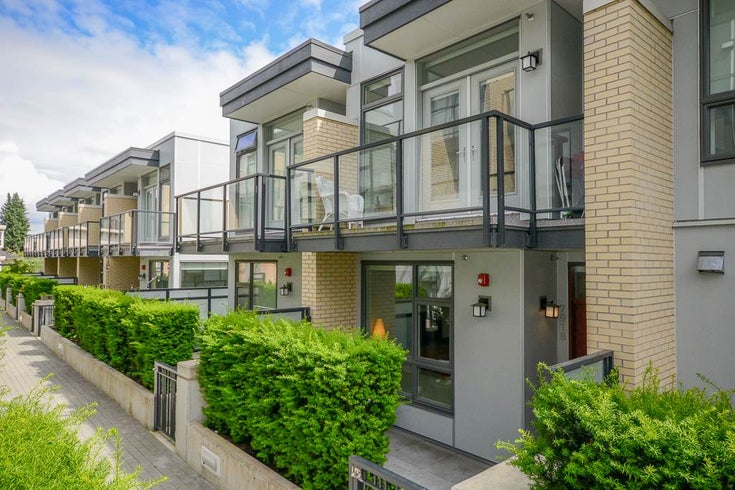 7918 MANITOBA STREET - Marpole Townhouse for sale, 3 Bedrooms (R2469710)