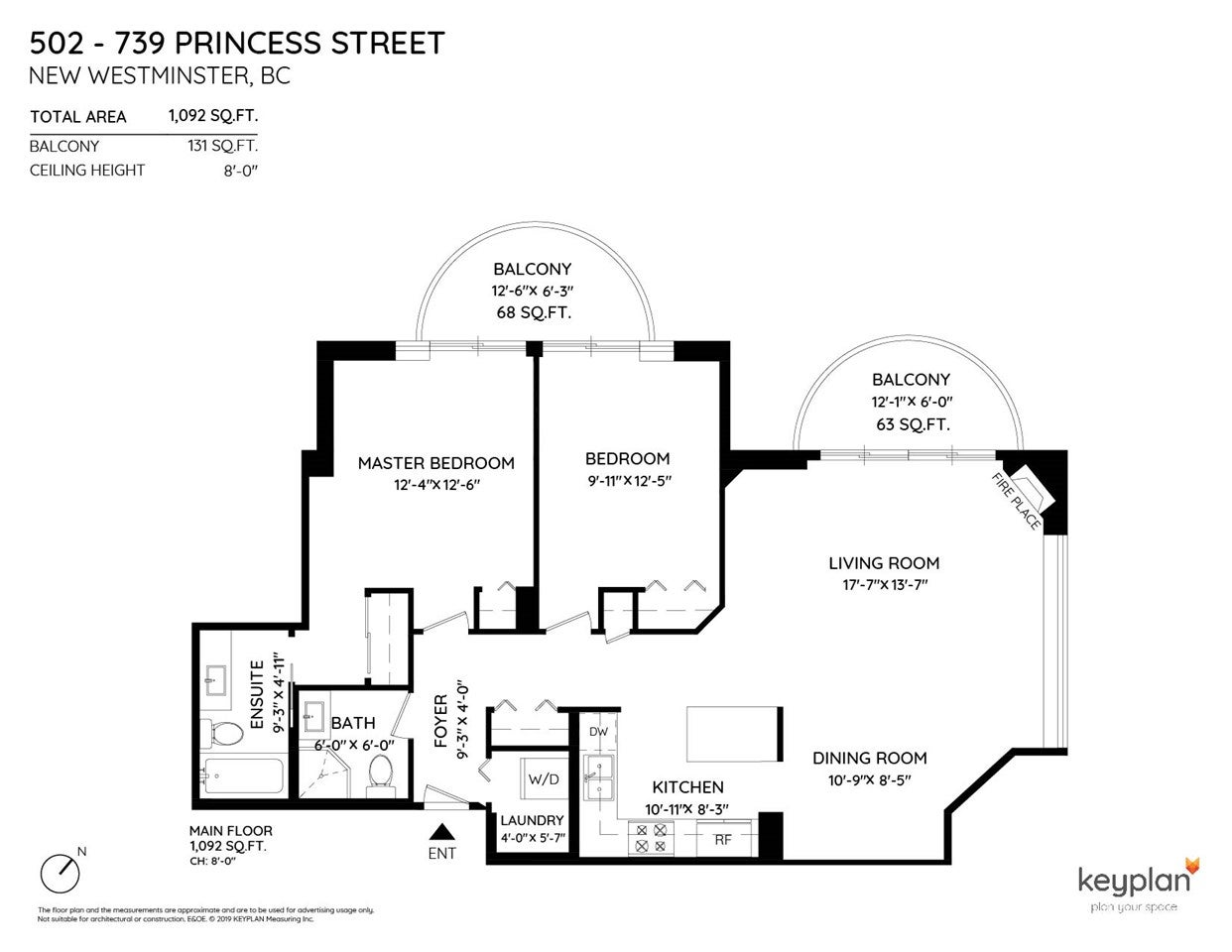 502 739 PRINCESS STREET - Uptown NW Apartment/Condo for sale, 2 Bedrooms (R2469770) - #25