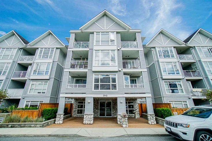 310 3142 ST JOHNS STREET - Port Moody Centre Apartment/Condo for sale, 2 Bedrooms (R2469785)