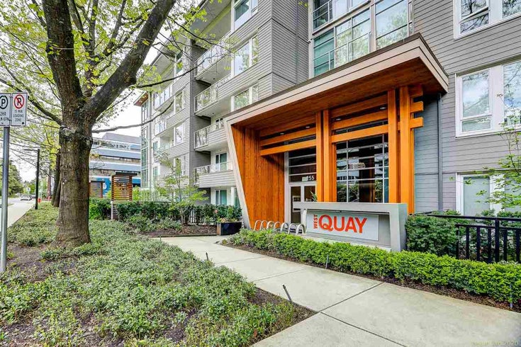306 255 W 1ST STREET - Lower Lonsdale Apartment/Condo for sale, 2 Bedrooms (R2469889)