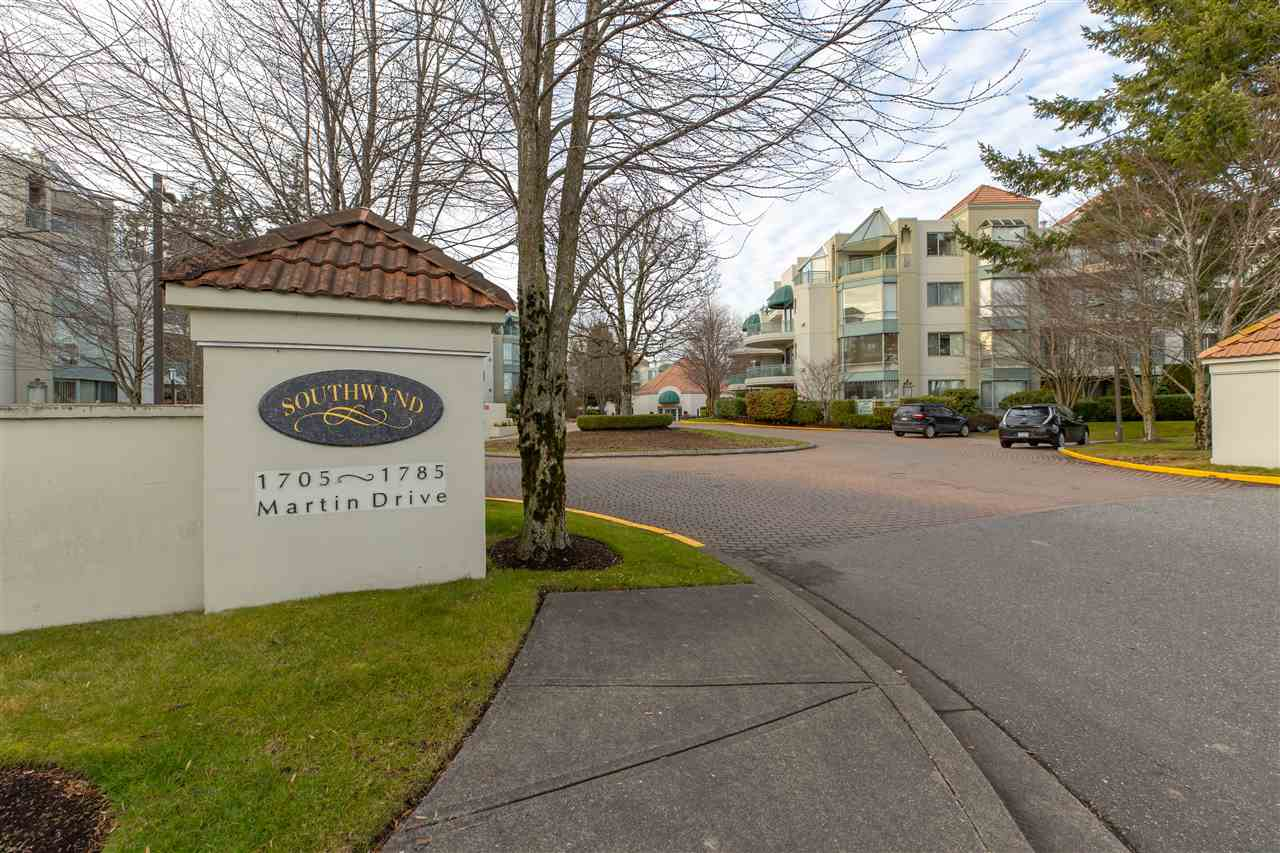 105 1765 MARTIN DRIVE - Sunnyside Park Surrey Apartment/Condo for sale, 2 Bedrooms (R2469908) - #2