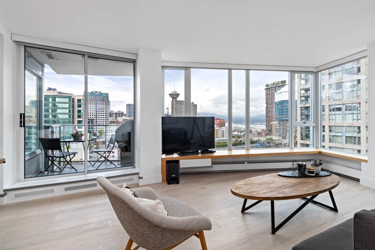 2103 188 KEEFER PLACE - Downtown VW Apartment/Condo for sale, 2 Bedrooms (R2469920) - #1