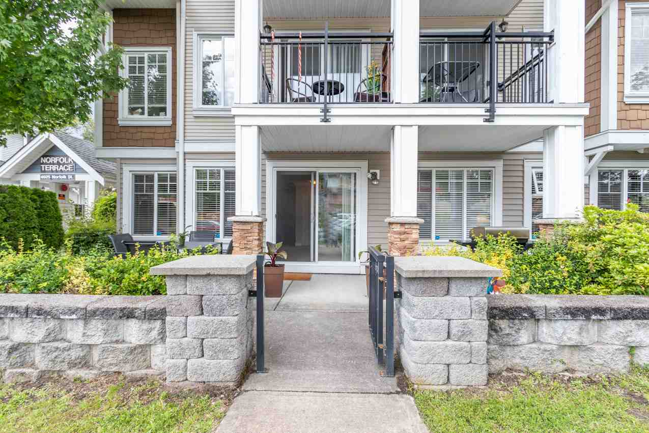 202 4025 NORFOLK STREET - Central BN Townhouse for sale, 2 Bedrooms (R2470016) - #20