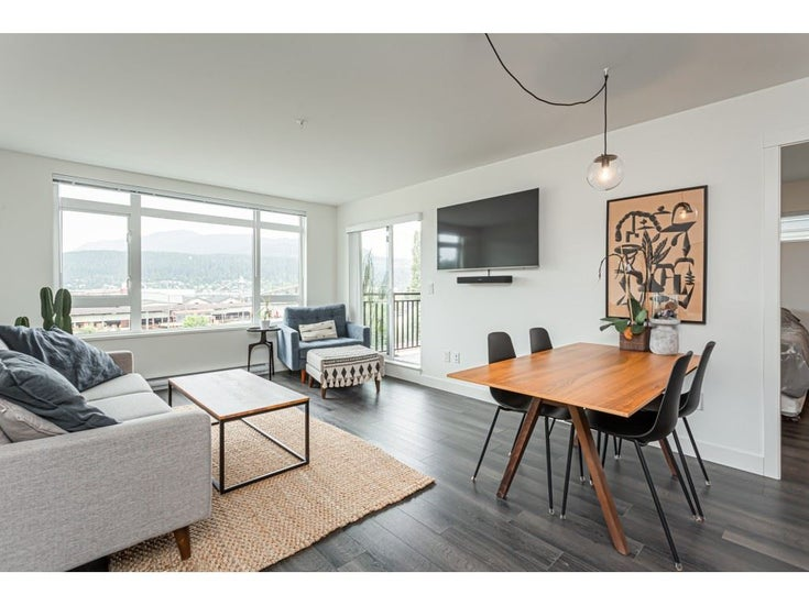311 2525 CLARKE STREET - Port Moody Centre Apartment/Condo for sale, 2 Bedrooms (R2470074)