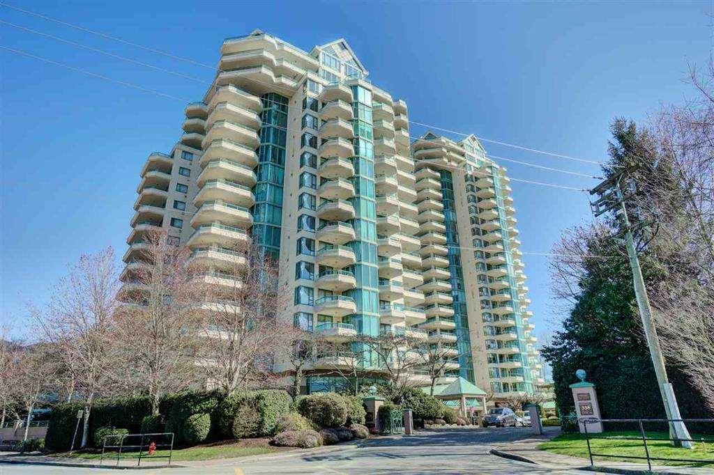 16A 338 TAYLOR WAY - Park Royal Apartment/Condo for sale, 2 Bedrooms (R2470183) - #1