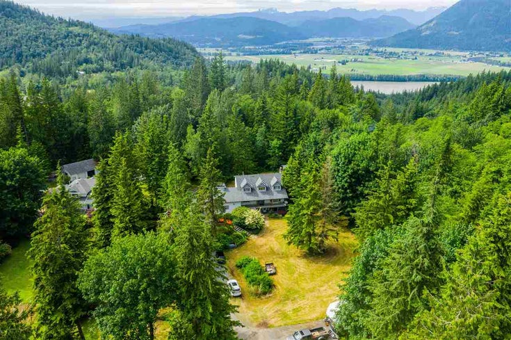 37855 BAKSTAD ROAD - Sumas Mountain House with Acreage for sale, 5 Bedrooms (R2470212)