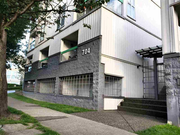 19 704 W 7TH AVENUE - Fairview VW Apartment/Condo for sale, 1 Bedroom (R2470222)