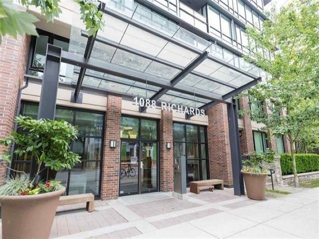 803 1088 RICHARDS STREET - Yaletown Apartment/Condo for sale, 2 Bedrooms (R2470224) - #1