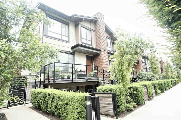 52 3728 THURSTON STREET - Central Park BS Townhouse for sale, 2 Bedrooms (R2470334)