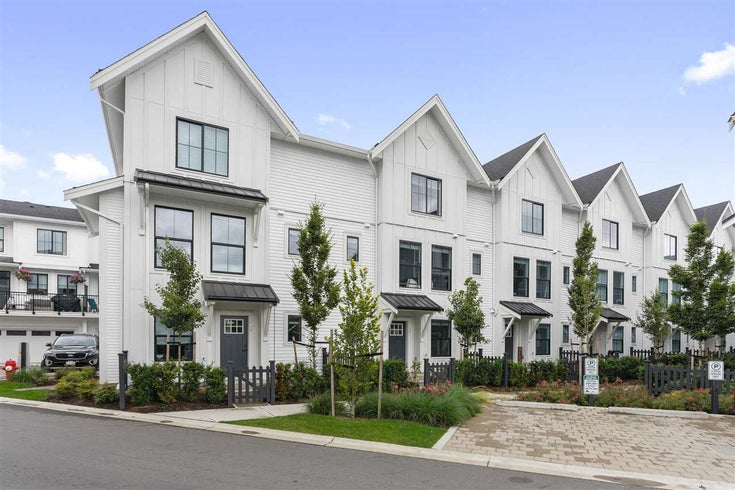 17 5945 176A ST STREET - Cloverdale BC Townhouse for sale, 3 Bedrooms (R2470381)