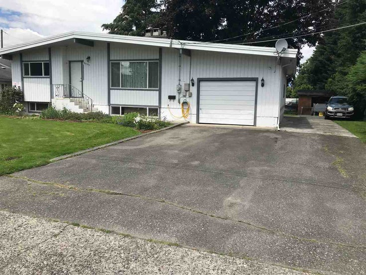 46795 FIRST AVENUE - Chilliwack E Young-Yale House/Single Family for sale, 4 Bedrooms (R2470391)