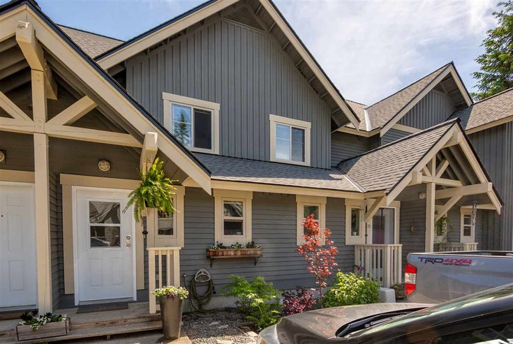 30 2720 CHEAKAMUS WAY - Bayshores Townhouse for sale, 2 Bedrooms (R2470724)