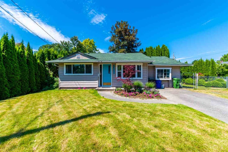 46021 BONNY AVENUE - Chilliwack N Yale-Well House/Single Family for sale, 3 Bedrooms (R2470836)