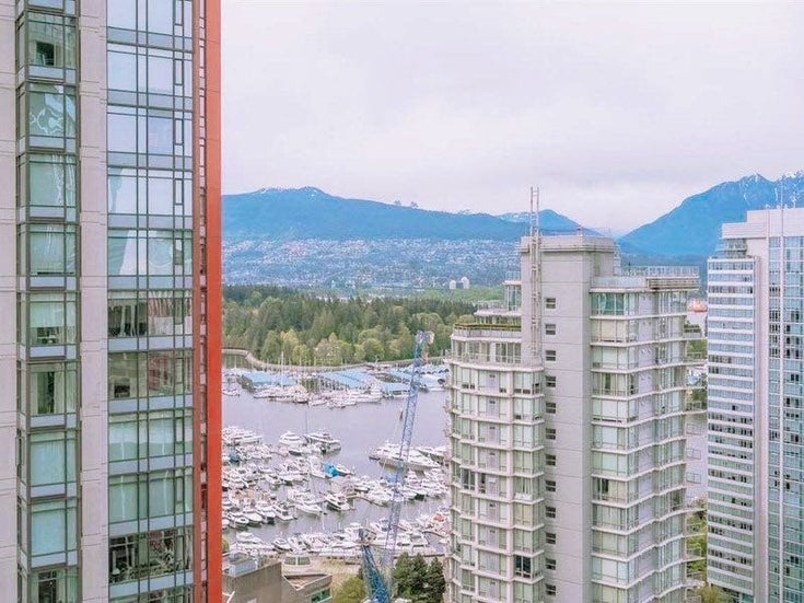 3007 1189 MELVILLE STREET - Coal Harbour Apartment/Condo for sale, 1 Bedroom (R2470957)