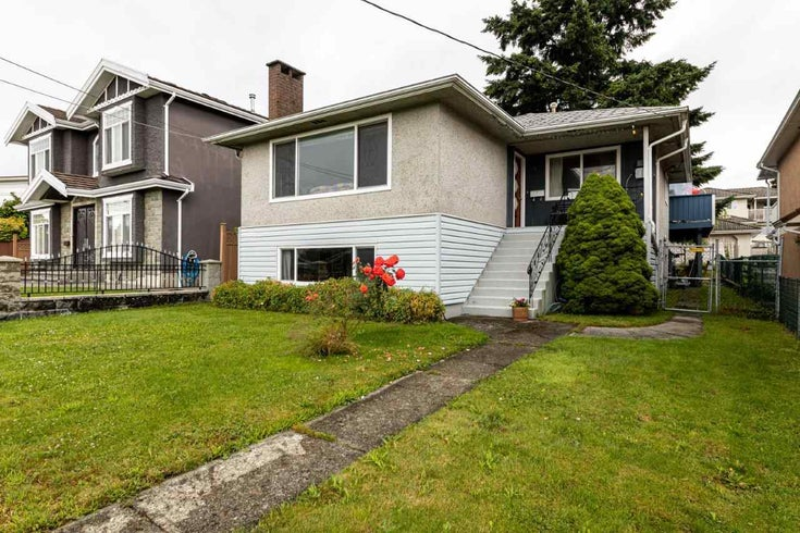 6165 CLINTON STREET - South Slope House/Single Family for sale, 3 Bedrooms (R2471013)