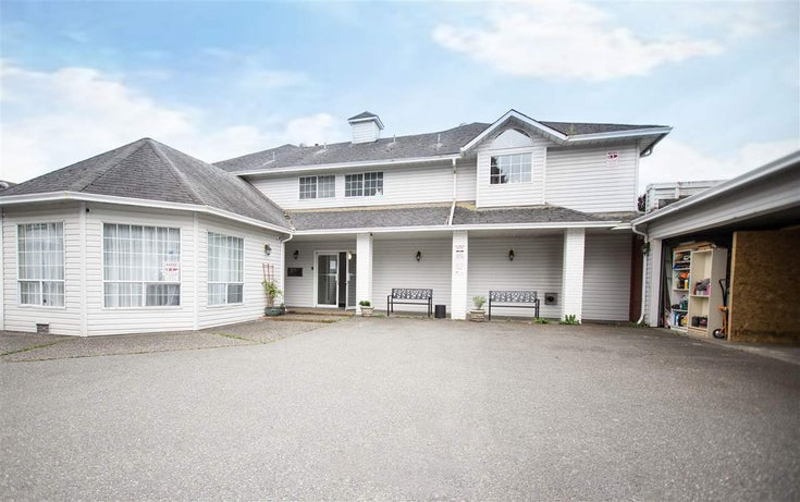 11 46384 YALE ROAD - Chilliwack E Young-Yale Townhouse for sale, 2 Bedrooms (R2471041)