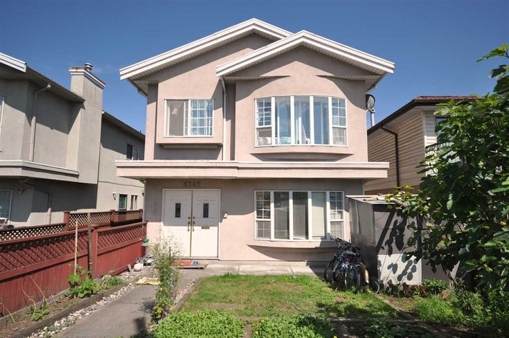 6342 VICTORIA DRIVE - Killarney VE 1/2 Duplex for sale, 3 Bedrooms (R2471052)