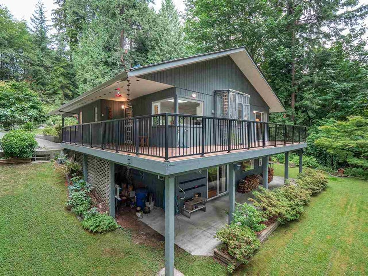 1939 GOWER POINT ROAD - Gibsons & Area House with Acreage for sale, 3 Bedrooms (R2471141)