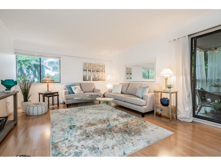 201 1355 FIR STREET - White Rock Apartment/Condo for sale, 2 Bedrooms (R2471185)