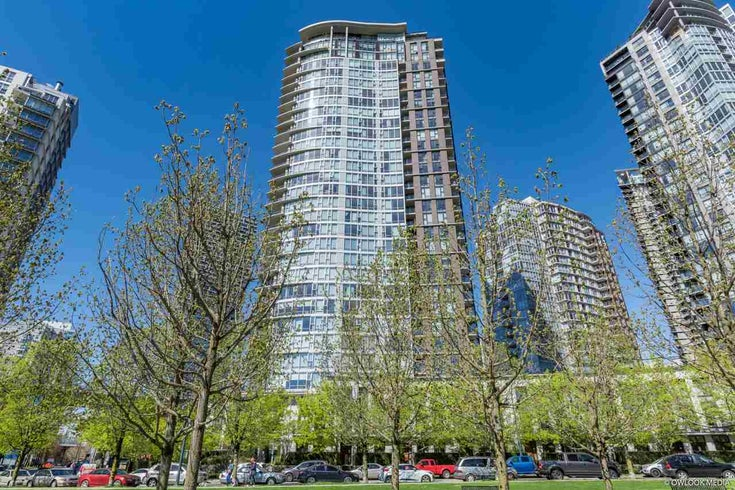 3106 583 BEACH CRESCENT - Yaletown Apartment/Condo for sale, 2 Bedrooms (R2471264)
