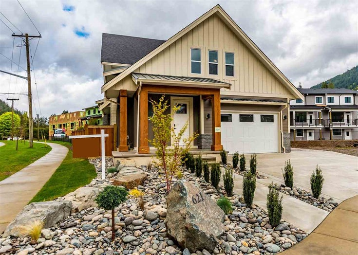 621 SCHOONER PLACE - Harrison Hot Springs House/Single Family for sale, 4 Bedrooms (R2471309)