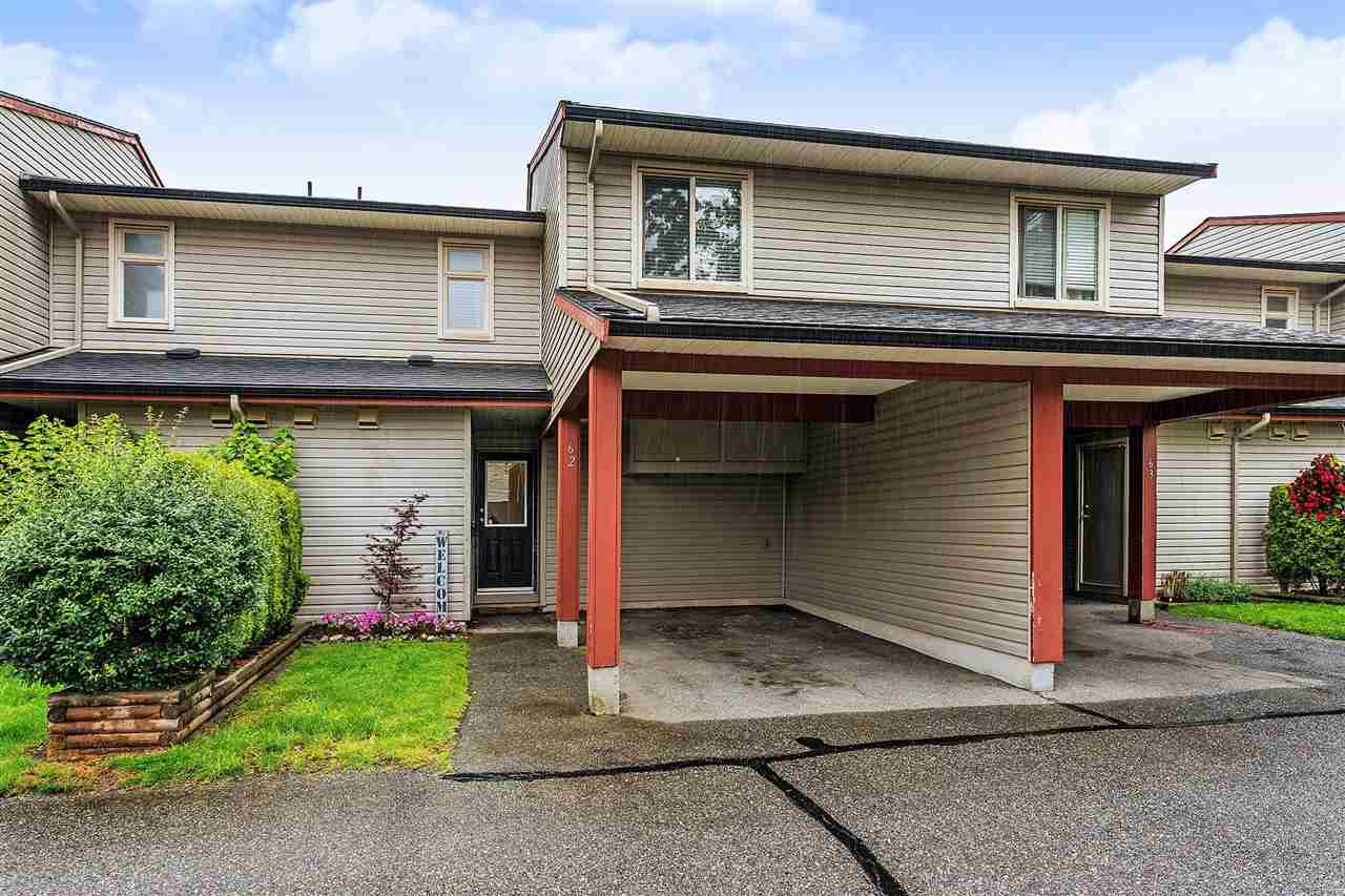 62 27456 32 AVENUE - Aldergrove Langley Townhouse for sale, 3 Bedrooms (R2471327) - #1