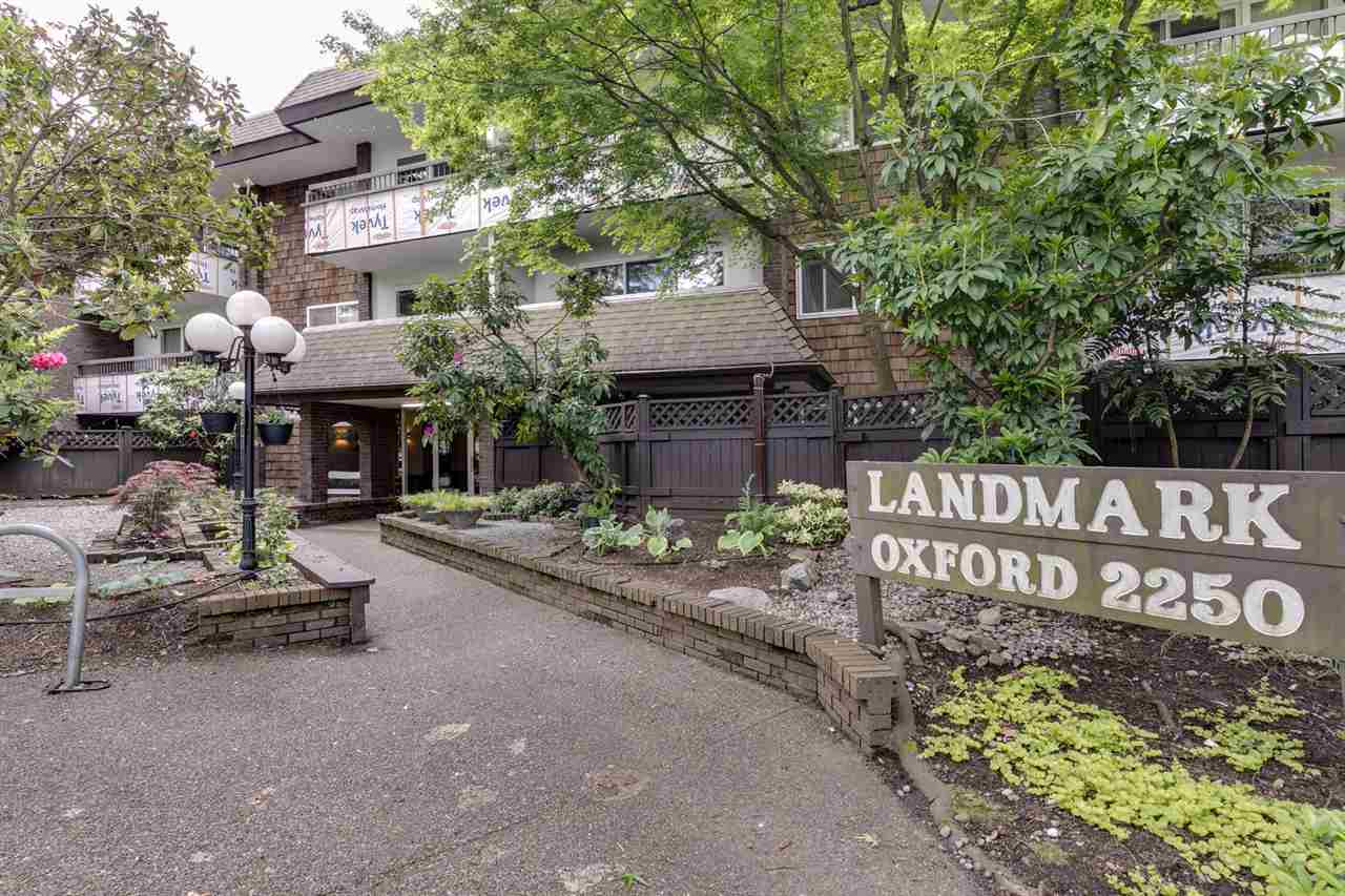 113 2250 OXFORD STREET - Hastings Apartment/Condo for sale, 1 Bedroom (R2471339)