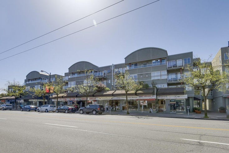 206 3280 W BROADWAY - Kitsilano Apartment/Condo for sale, 2 Bedrooms (R2471352)