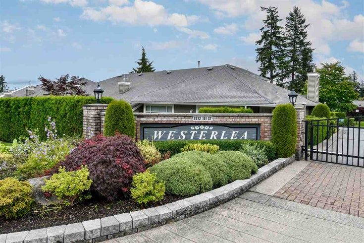 21 2672 151 STREET - Sunnyside Park Surrey Townhouse for sale, 2 Bedrooms (R2471399)