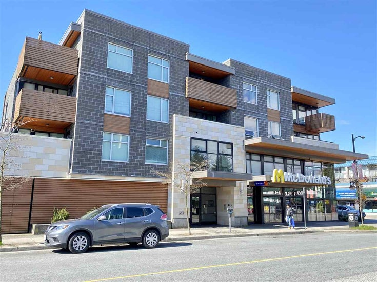 403 2525 BLENHEIM STREET - Kitsilano Apartment/Condo for sale, 1 Bedroom (R2471407)