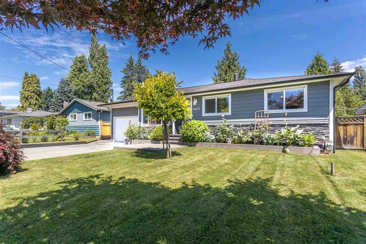 11672 STEEVES STREET - Southwest Maple Ridge House/Single Family for sale, 3 Bedrooms (R2471470)