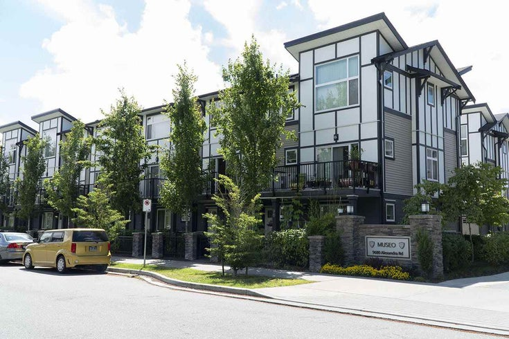 95 9680 ALEXANDRA ROAD - West Cambie Townhouse for sale, 3 Bedrooms (R2471538)