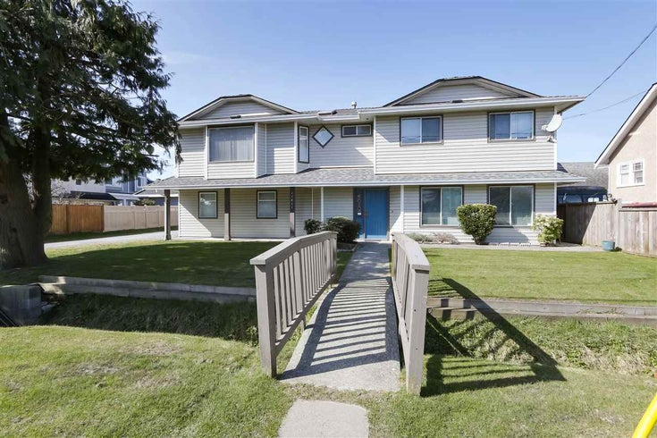 11411 2ND AVENUE - Steveston Village House/Single Family for sale, 4 Bedrooms (R2471554)