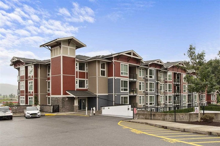 101 2242 WHATCOM ROAD - Abbotsford East Apartment/Condo for sale, 2 Bedrooms (R2471579)