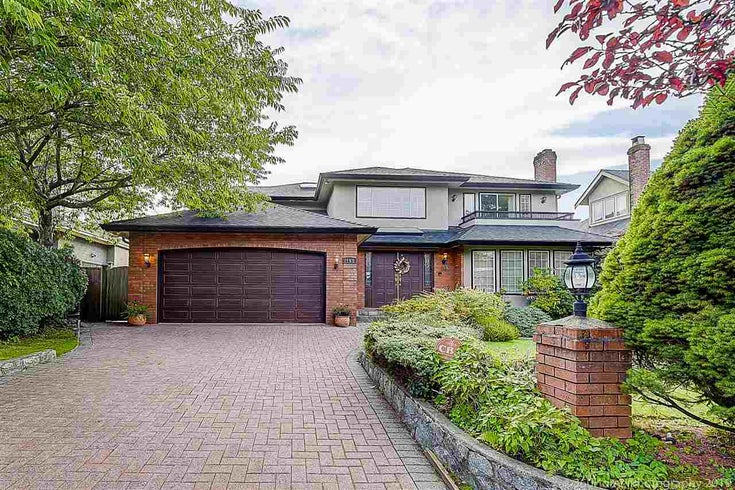 7168 CYPRESS STREET - South Granville House/Single Family for sale, 8 Bedrooms (R2471607)