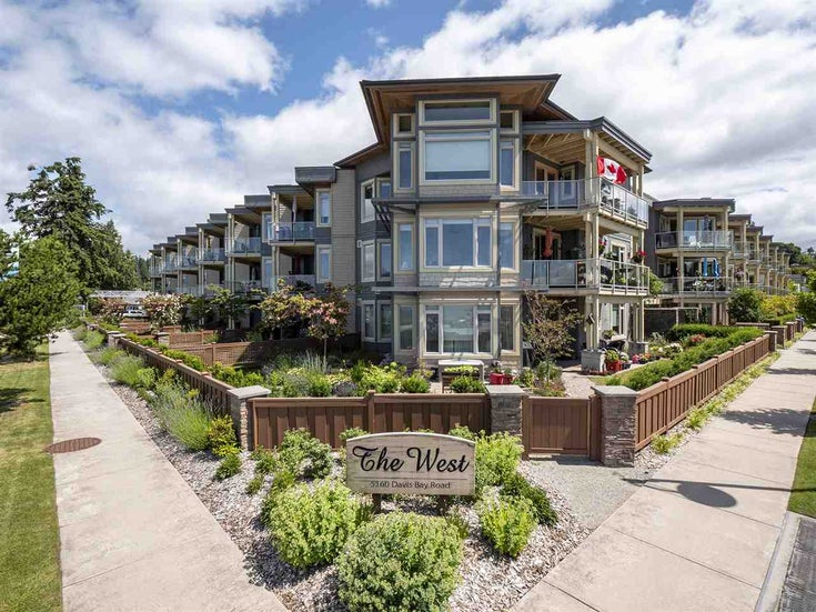 238 5160 DAVIS BAY ROAD - Sechelt District Apartment/Condo for sale, 1 Bedroom (R2471716)