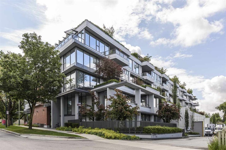 206 2102 W 48TH AVENUE - Kerrisdale Apartment/Condo for sale, 2 Bedrooms (R2471722)