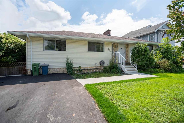 8550 HOWARD CRESCENT - Chilliwack E Young-Yale House/Single Family for sale, 4 Bedrooms (R2471773)