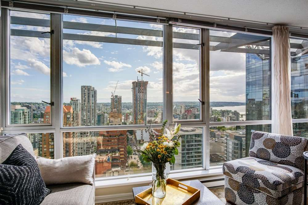 3205 1068 HORNBY STREET - Downtown VW Apartment/Condo for sale, 2 Bedrooms (R2471827) - #1