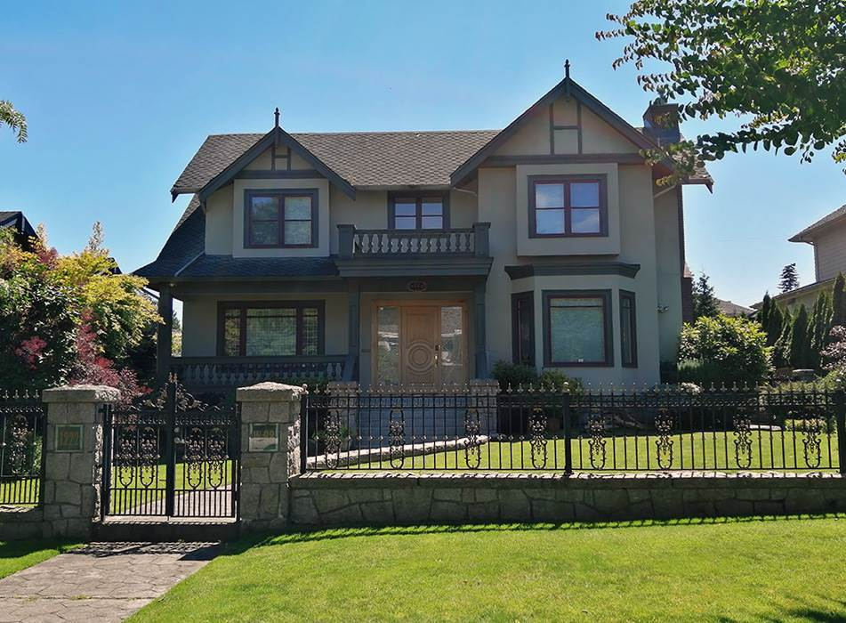 1222 W 38TH AVENUE - Shaughnessy House/Single Family for sale, 6 Bedrooms (R2471876)